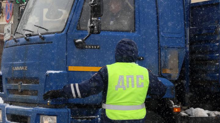 Очень жестко: За перевес водителей лишат прав и грузовиков