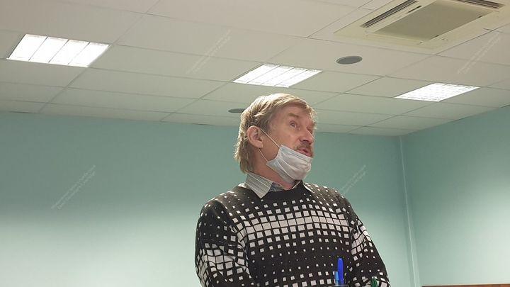 Свидетель защиты Соколова рассказывал под присягой про креветки