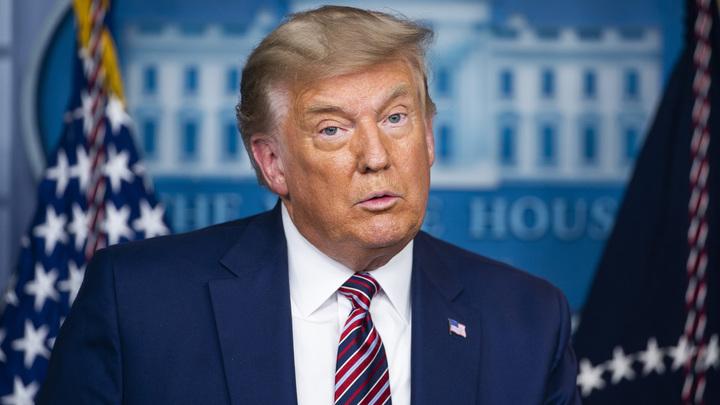 Что я делаю, слишком важно: Трамп наконец нашёл виновных в своём поражении на выборах