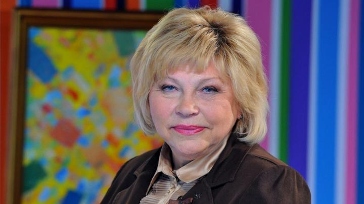 Елена Драпеко: Гей-парады - это рекламная акция. Я категорически против!