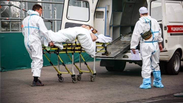 Новокузнецк стал лидером по числу заболевших COVID-19 за сутки
