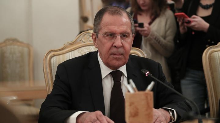 Лавров назвал расширение НАТО ошибкой и обвинил США в попытке расчленить Сирию