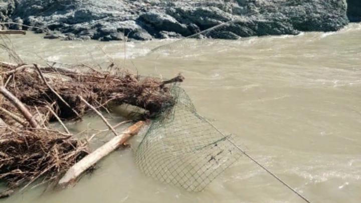 В Апшеронске более 70 спасателей ищут братьев-школьников, упавших в реку Пшеха