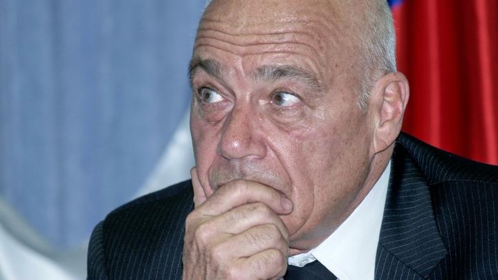 """Я уволил бы его немедленно: Познер считает запоздалым решение Рустави 2"""" по Габунии"""