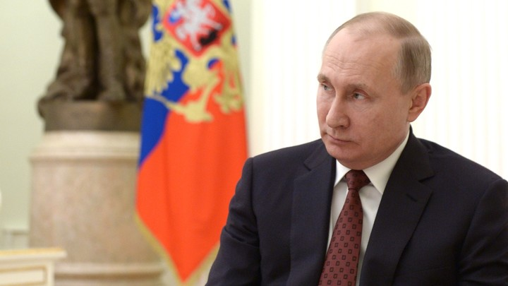 Владимира Путина горячо встречают в Анкаре - прямая видеотрансляция