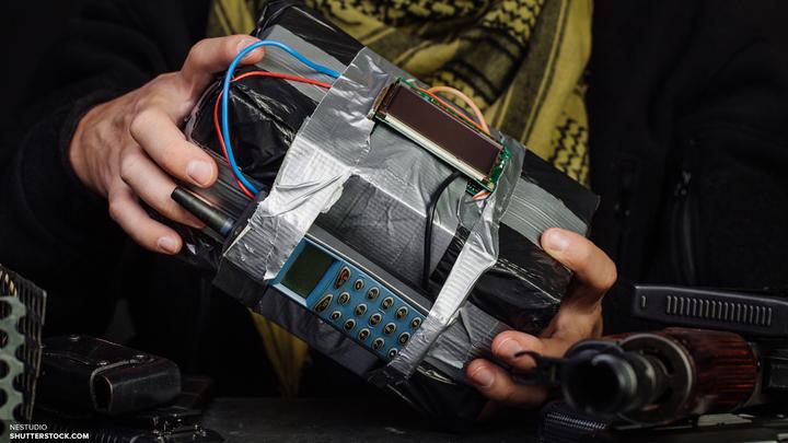 Найденные после взрыва в Ростове-на-Дону фонарики оказались безопасны