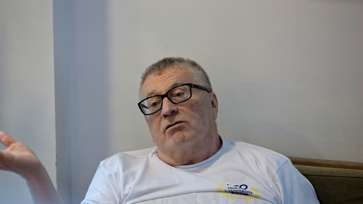 Жириновский сменил гнев на милость в отношении московских метеорологов