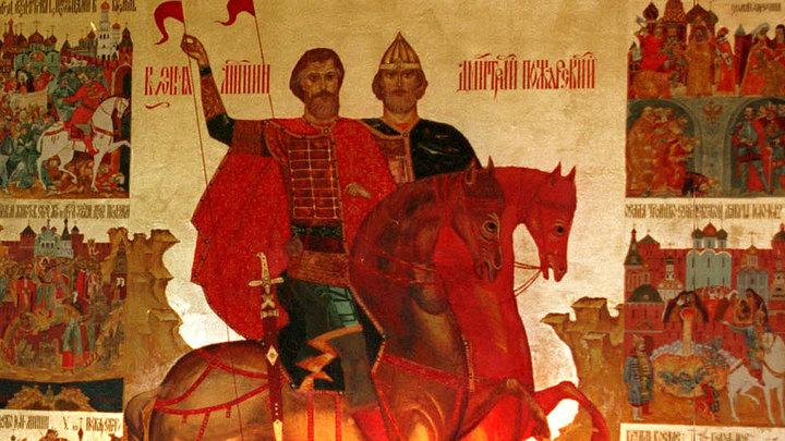 Летопись освобождения Москвы. 1 ноября - изгнание оккупантов из Китай-города