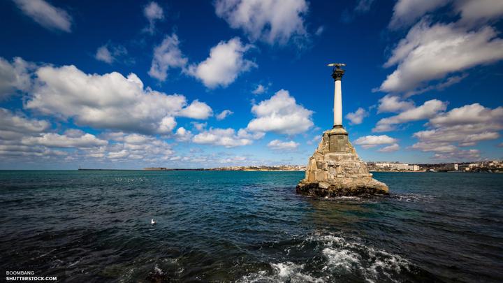 Стрельбы по целям: Черноморский флот провел учения в акватории Крыма
