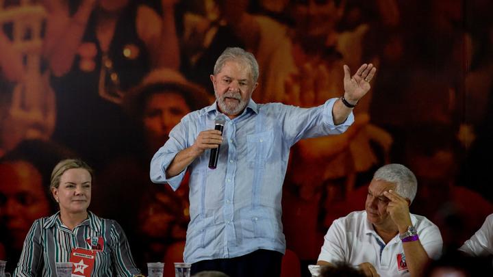 Бывший президент Бразилии проспал свою явку в тюрьму