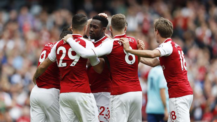 По стопам Кокорина и Мамаева: Футболисты Арсенала отметили начало сезона вечеринкой с веселящим газом