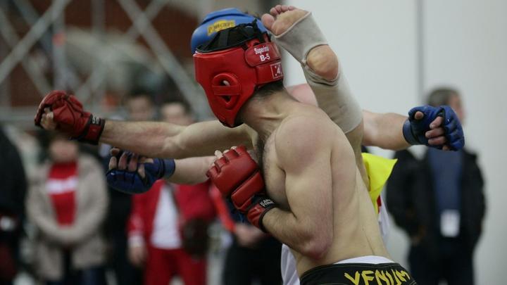 Во Владимире начались всероссийские соревнования по рукопашному бою