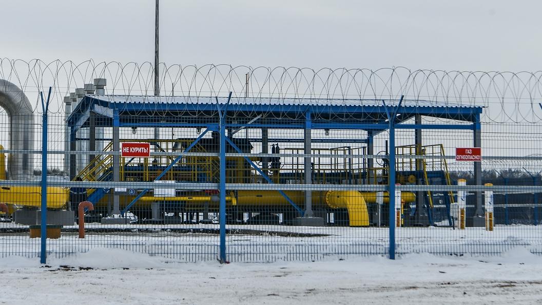 Заложена основа еще одного маршрута поставок газа изРФ в КНР