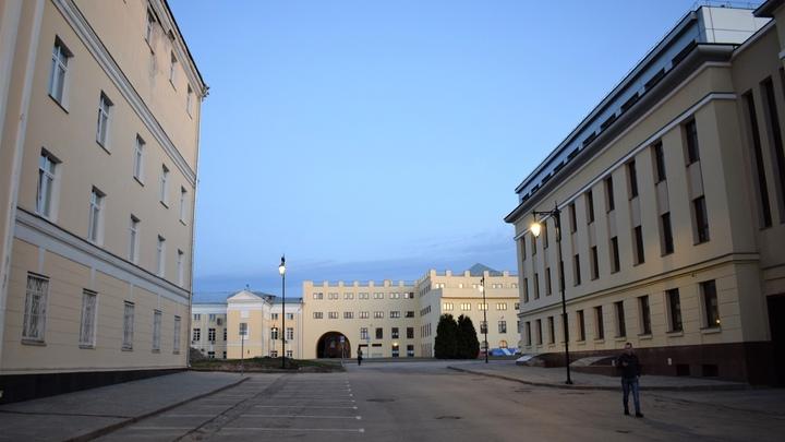 Дом правительства в Нижегородском кремле полностью сдадут не ранее 2023 года