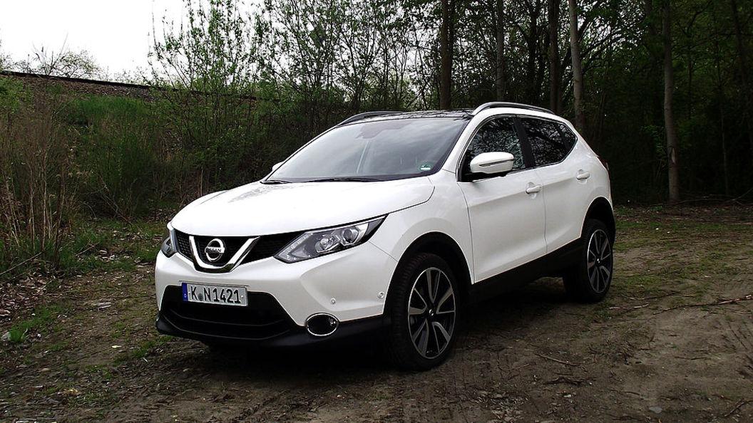 Новый Nissan Qashqai приедет на свою презентацию уже через месяц