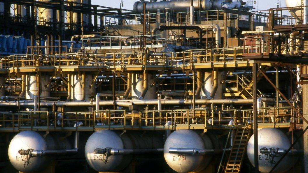 На нефтегазовом месторождении в Якутии произошел аварийный выброс газа
