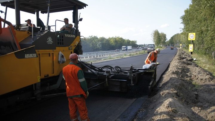 Ремонт дороги на Северном обходе Одинцова продлится с 25 июля по 1 сентября