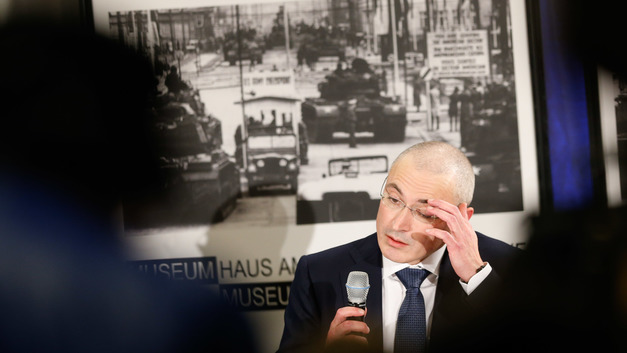 Троллинг или безысходность: Литва заставила Ходорковского комментировать инаугурацию Путина