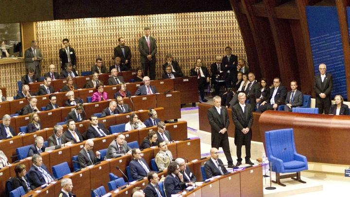 Украина протащила через ПАСЕ отредактированную резолюцию по Керченской провокации