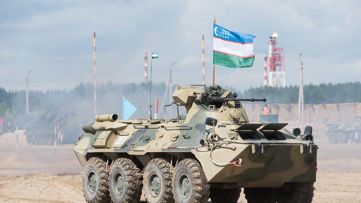 Узбекистан прогнулся под Запад: Ташкент модернизирует армию за счет США