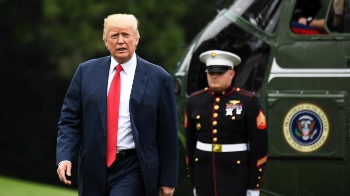 Трамп считает, что КНДР отказалась от ядерного удара по США