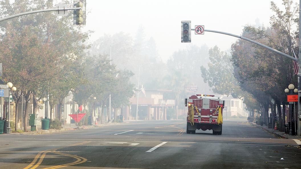 Жертв будет больше: В Калифорнии готовятся к новой вспышке пожаров