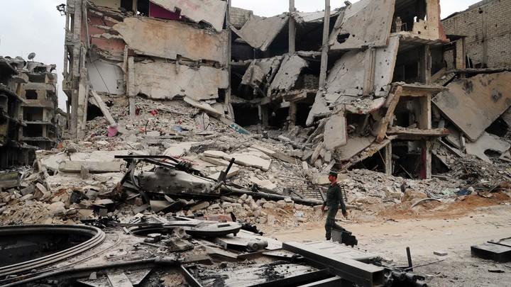 Террористы потеряли 70 человек убитыми во время атаки в Сирии - Минобороны