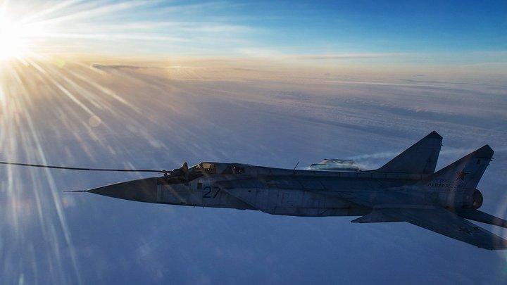Подвела неисправность: Военные опровергли слухи об экстренной посадке истребителя МиГ-31 в Перми
