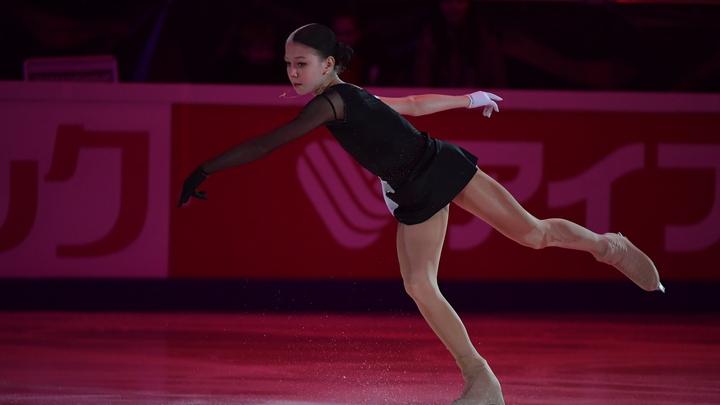 Без Тутберидзе: Трусова вырвалась вперёд на втором этапе Кубка России