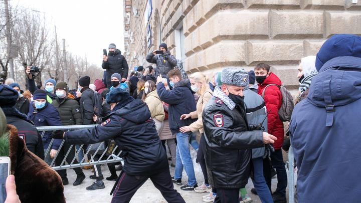 Почём прогулки в стиле Навального: Как Европа карает за несанкционированные митинги