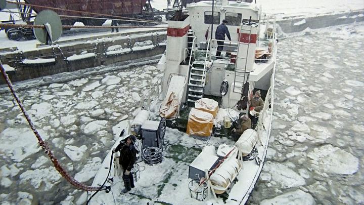 Строительство платного моста в Новосибирске привело к сужению русла Оби