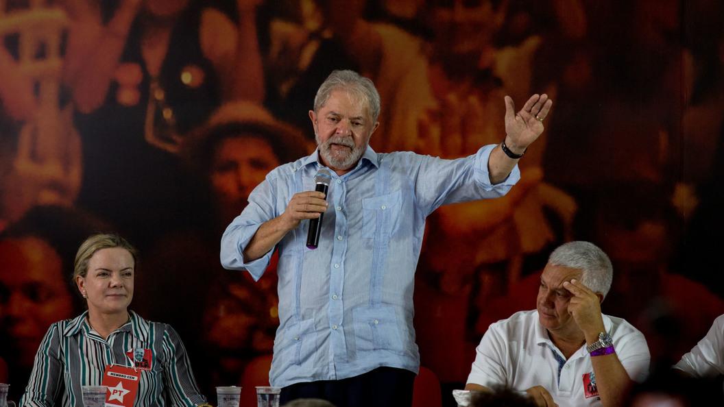 Суд отвергнул последнюю апелляцию экс-президента Бразилии Лулы даСилвы