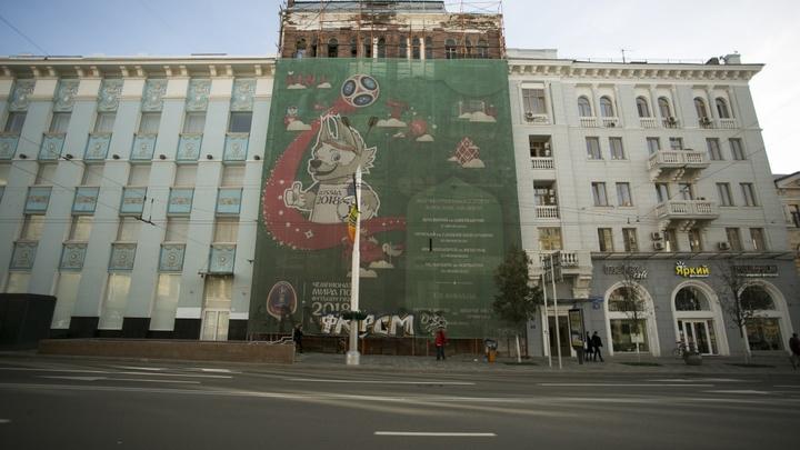 Женщина, купившая аварийный дом Сариевых в центре Ростова, пообещала восстановить его к 2024 году