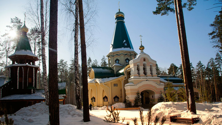 Царское Рождество: Новая выставка памяти царственных страстотерпцев открылась на Урале
