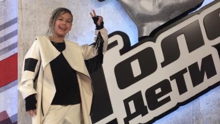 Макар Смыслов из Иванова прошёл этап слепых прослушиваний шоу «Голос. Дети»