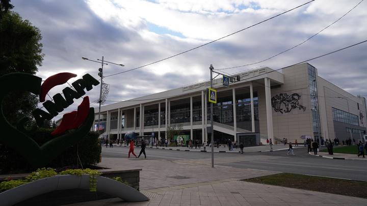 В Самаре открылся новый Дворец спорта международного уровня