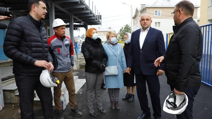 В Кузбассе формируется единая система образования - с детского сада до вуза