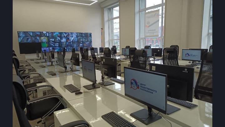 В Новосибирске опровергли информацию о видеотрансляции вчерашнего дня с выборов
