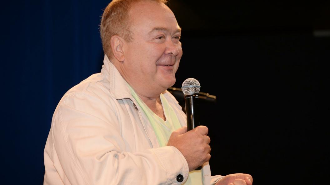 Художественный глава «Театра Луны» Сергей Проханов отмечает 65-летний юбилей