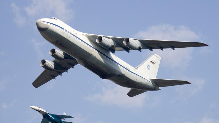 Руслан, похоже: Еще два самолета с компонентами С-400 приземлились в Турции