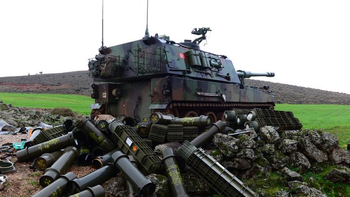 Сирия согласилась по просьбе курдов ввести войска в Африн для его защиты от Турции