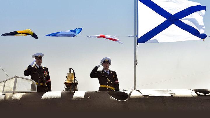 Северный флот - на острие борьбы с варварством