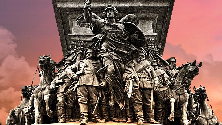 Берлин, Париж, Рим: Какие столицы брала Россия