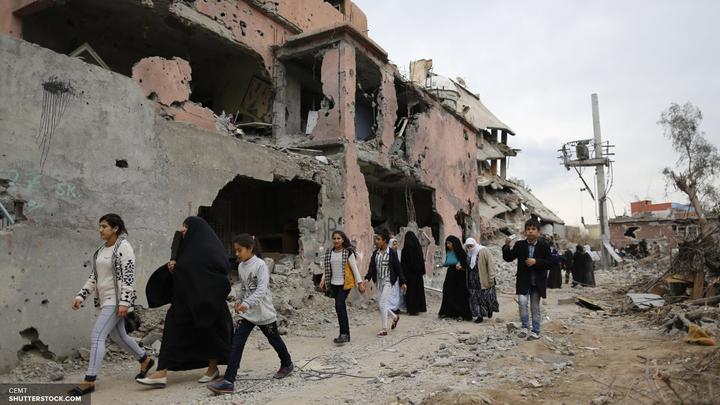 Россия доставила 20 тонн гуманитарной помощи в Сирию