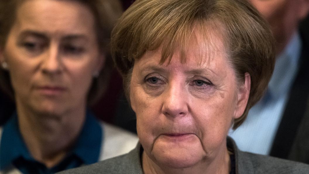 Меркель сообщила овозможности досрочных выборов— Последний концерт канцлера