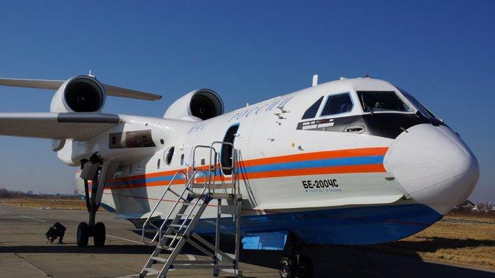 Связь прервалась, и он упал: В Турции рассказали подробности авиакатастрофы Бе-200