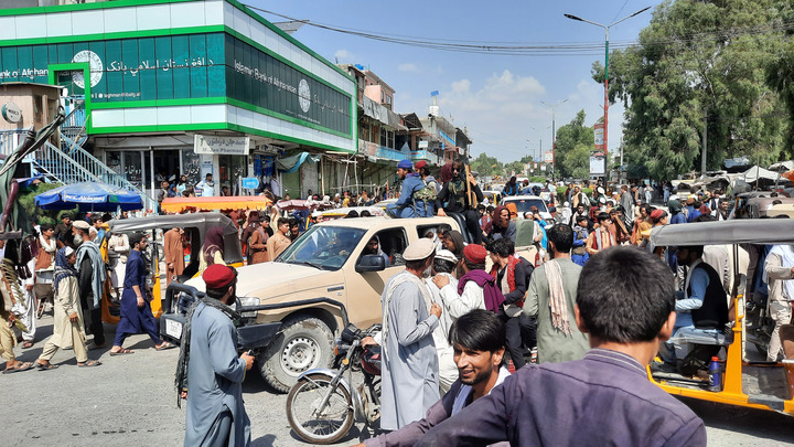 США грозят талибам* разрушительной мощью: Главное из выступления Байдена