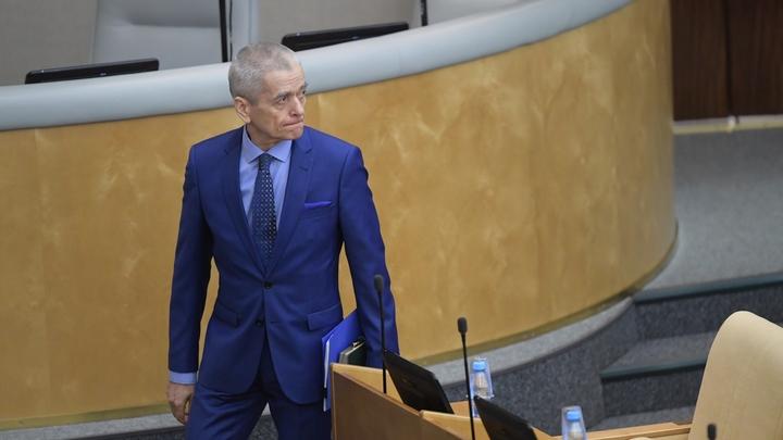 Онищенко ополчился на СМИ за освещение рэп-баттла Oxxxymiron против Гнойного