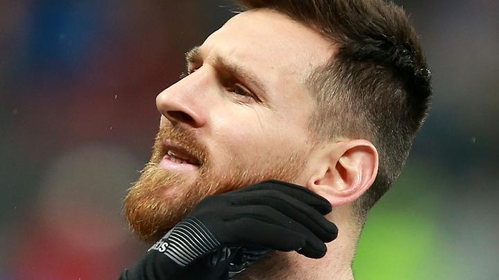 Форбс признал Месси самым высокооплачиваемым футболистом ЧМ-2018