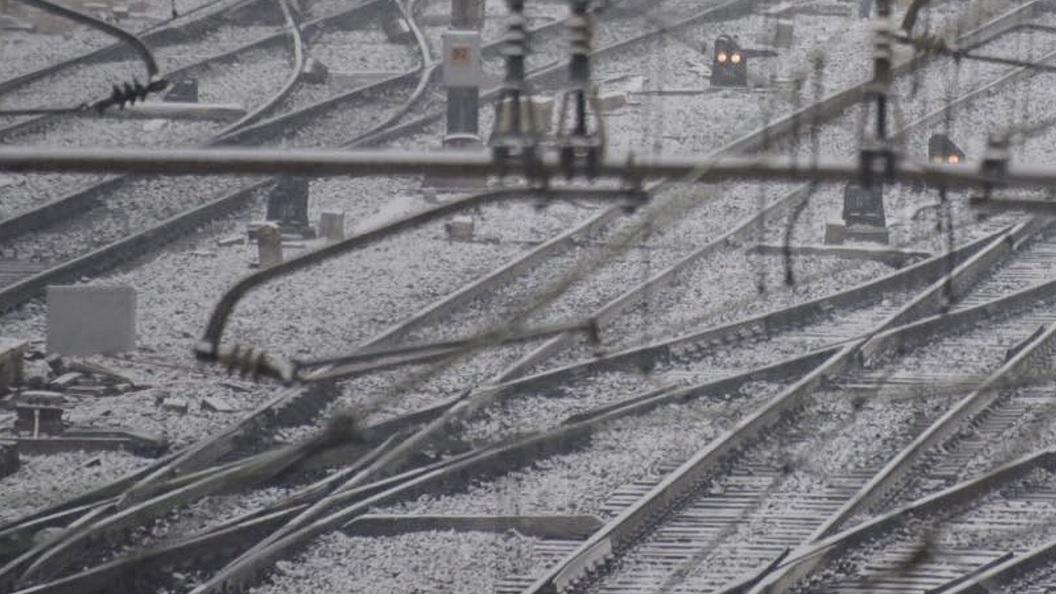 В Приморье сошел с рельсов шедший в Северную Корею поезд